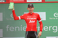 Bauke Mollema (NED,Trek Segafredo), podium during the 73th Edition of the 2018 Tour of Spain, Vuelta Espana 2018, Stage 15 cycling race, 15th stage Ribera de Arriba - Lagos de Covadonga 178,2 km on September 9, 2018 in Spain - Photo Luis Angel Gomez/ BettiniPhoto / ProSportsImages / DPPI