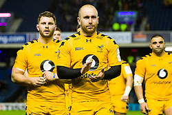 Tom Cruse of Wasps looks dejected at full time - Mandatory by-line: Ewan Bootman/JMP - 06/12/2019 - RUGBY - Murrayfield - Edinburgh, England - Edinburgh Rugby v Wasps - European Rugby Challenge Cup