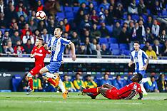 RCD Espanyol v Getafe CF 3 April 2019