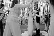 The wedding of Julianne Ewry & Damien McAnany