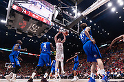 Gudaitis Arturas<br /> EA7 Olimpia Milano - Germani Leonessa Basket Brescia<br /> Legabasket Serie A 2017/18<br /> Semifinali, Gara 02<br /> Milano, 26/05/2018<br /> Foto MarcoBrondi / Ciamillo-Castoria