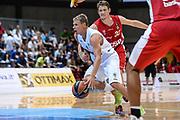 DESCRIZIONE : 3° Torneo Internazionale Geovillage Olbia Sidigas Scandone Avellino - Brose Basket Bamberg<br /> GIOCATORE : Benas Veikalas<br /> CATEGORIA : Palleggio Penetrazione<br /> SQUADRA : Sidigas Scandone Avellino<br /> EVENTO : 3° Torneo Internazionale Geovillage Olbia<br /> GARA : 3° Torneo Internazionale Geovillage Olbia Sidigas Scandone Avellino - Brose Basket Bamberg<br /> DATA : 05/09/2015<br /> SPORT : Pallacanestro <br /> AUTORE : Agenzia Ciamillo-Castoria/L.Canu
