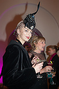 ALEXIA WIGHT, Isabella Blow: Fashion Galore! private view, Somerset House. London. 19 November 2013