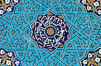 Iran. Ville de Yazd. // Iran. City of Yazd