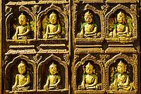 Myanmar (ex Birmanie), Province de Shan, Pindaya, Pagode Grotte Bouddhiste de Shwe Oo Min // Myanmar (Burma), Shan province, Pindaya, Shwe Oo Min natural buddhist cave pagoda