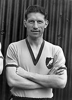 Fotball<br /> Foto: Colorsport/Digitalsport<br /> NORWAY ONLY<br /> <br /> Ronald Ashman (Norwich City)   1958 / 59 season