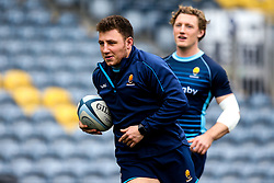 Duncan Weir of Worcester Warriors during training ahead of the Premiership Rugby fixture against Bristol Bears - Mandatory by-line: Robbie Stephenson/JMP - 21/03/2019 - RUGBY - Sixways Stadium - Worcester, United Kingdom - Worcester Warriors Training