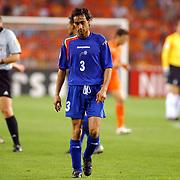 NLD/Eindhoven/20050907 - WK kwaificatiewedstrijd Nederland - Andorra, (3) Javier Martin Sanchez