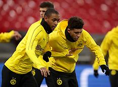 Borussia Dortmund Training and Press Conference - 13 Feb 2019