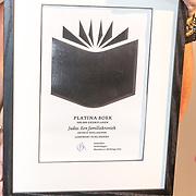 NLD/Amsterdam/20180920 - Premiere Judas, het boek van Astrid Holleeder is 500.000 keer verkocht