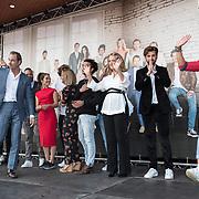 NLD/Hilversum/20180830 - Premiere GTST seizoen 29, Cast GTST