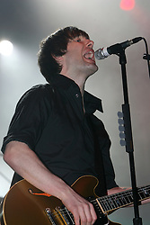 Ash on stage at the Isle of Skye festival, 2007..Pic ©2010 Michael Schofield. All Rights Reserved..