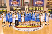 DESCRIZIONE : Parma All Star Game 2012 Donne Torneo Ocme Lega A1 Femminile 2011-12 FIP <br /> GIOCATORE : team<br /> CATEGORIA : team<br /> SQUADRA : Nazionale Italia Donne Ocme All Stars<br /> EVENTO : All Star Game FIP Lega A1 Femminile 2011-2012<br /> GARA : Ocme All Stars Italia<br /> DATA : 14/02/2012<br /> SPORT : Pallacanestro<br /> AUTORE : Agenzia Ciamillo-Castoria/C.De Massis<br /> GALLERIA : Lega Basket Femminile 2011-2012<br /> FOTONOTIZIA : Parma All Star Game 2012 Donne Torneo Ocme Lega A1 Femminile 2011-12 FIP <br /> PREDEFINITA :