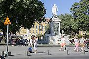 Garibaldi square, Nice, France