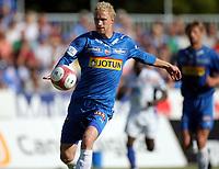 Fotball , 16. juli 2006 , Tippeligaen , Sandefjord - Molde 5-2 , <br /> Birger Madsen , Sandefjord