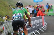 Peter Sagan (SVK - Bora - Hansgrohe) during the 105th Tour de France 2018, Stage 17, Bagneres de Luchon - Col du Portet (65 km) on July 25th, 2018 - Photo Kei Tsuji / BettiniPhoto / ProSportsImages / DPPI