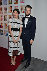 GEMMA CHAN and JACK WHITEHALL at British Vogue's Centenary Gala Dinner in Kensington Gardens, London on 23rd May 2016.