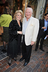 Joe Berry and Madeleine Mono at the opening party for the new Gail Berry emporium at 187 New Kings Road, London SW6 on 30th September 2009.<br /> <br /> <br /> <br /> BYLINE MUST READ: donfeatures.com<br /> <br /> *THIS IMAGE IS STRICTLY FOR PAPER, MAGAZINE AND TV USE ONLY - NO WEB ALLOWED USAGE UNLESS PREVIOUSLY AGREED. PLEASE TELEPHONE 07092 235465 FOR THE UK OFFICE.*
