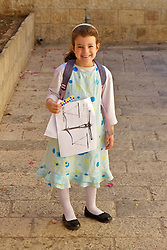 Young Girl, Old City, Jerusalem