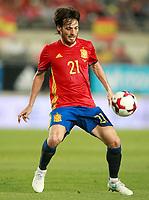 Spain's David Jimenez Silva during international friendly match. June 7,2017.(ALTERPHOTOS/Acero)