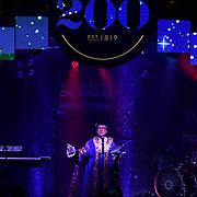 Regent Street Christmas Lights switch-on celebrate its 200th anniversary on 14 November 2019, London, UK.