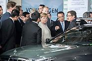 20180710 Merkel, Li Keqiang, Autonomes Fahren