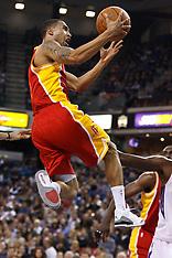 20110307 - Houston Rockets at Sacramento Kings (NBA Basketball)