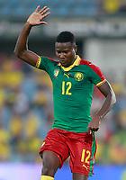 Cameroon's Jerome Guihoata during international friendly match. June 13,2017.(ALTERPHOTOS/Acero)