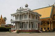 Napoleon III's gift to the Kingdom of Cambodia, Royal Palace, Phnom Penh, Cambodia