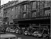 1960 - Heinkel Bubble car parade through Dublin city