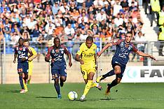 Montpellier vs Paris SG - 23 September 2017