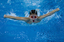 Tobija Ponikvar, PK Ilirija,  na zimskem drzavnem prvenstvu mlajsih deklic in deckov v plavanju v 25m bazenu , 8. februar 2009, bazen Tivoli, Ljubljana, Slovenija. (Photo by Vid Ponikvar / Sportida)