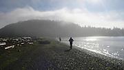 Spencer Spit, Lopez Island, San Juan Islands, Washington State