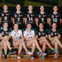 20150925: SLO, Volleyball - Official photoshooting of OK Calcit Volleyball for season 2015/16