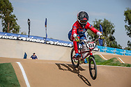 #134 (SMITH Jessie) NZL at Round 1 of the 2020 UCI BMX Supercross World Cup in Shepparton, Australia