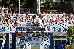 Beerbaum Markus, GER, Comanche<br /> Internationales Wiesbadener PfingstTurnier 2017<br /> © Hippo Foto - Stefan Lafrentz