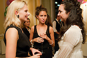 JEMMA JONES; CELIA WEINSTOCK, Kate Reardon and Michael Roberts host a party to celebrate the launch of Vanity Fair on Couture. The Ballroom, Moet Hennessy, 13 Grosvenor Crescent. London. 27 October 2010. -DO NOT ARCHIVE-© Copyright Photograph by Dafydd Jones. 248 Clapham Rd. London SW9 0PZ. Tel 0207 820 0771. www.dafjones.com.