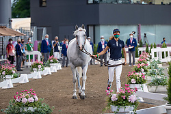 Diniz Luciana, POR, Vertigo Du Prelet, 379<br /> Olympic Games Tokyo 2021<br /> © Hippo Foto - Dirk Caremans<br /> 31/07/2021