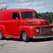1949 Ford Custom Panel Truck