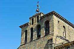 The 11th century Romanesque Cathedral in Jaca, Spain<br /> <br /> (c) Andrew Wilson   Edinburgh Elite media