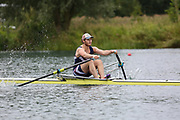 Race: 95  1x (Band 3)  Rep 1<br /> <br /> Peterborough Summer Regatta 2018 - Sunday<br /> <br /> To purchase this photo, or to see pricing information for Prints and Downloads, click the blue 'Add to Cart' button at the top-right of the page.