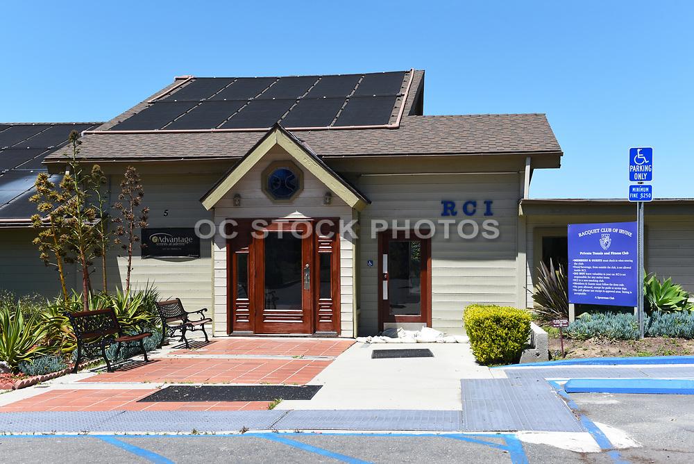RCI Tennis Facility and Advantage Tennis Academy