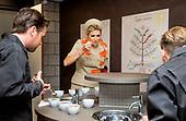 Koningin Maxima bezoekt koffiebranderij Hesselink Koffie