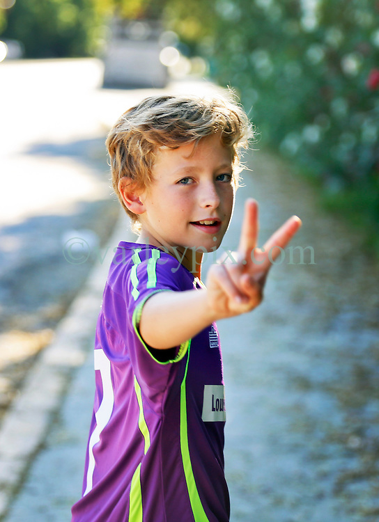 07 May 2016. New Orleans, Louisiana.<br /> Ben at the Pan American Stadium before kick off for the first game of the season with New Orleans Jesters v Houston Hurricanes. Jesters win 3-0. <br /> Photo; Charlie Varley/varleypix.com