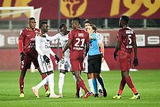 Metz vs Gazelec Ajaccio 26 Nov 2018