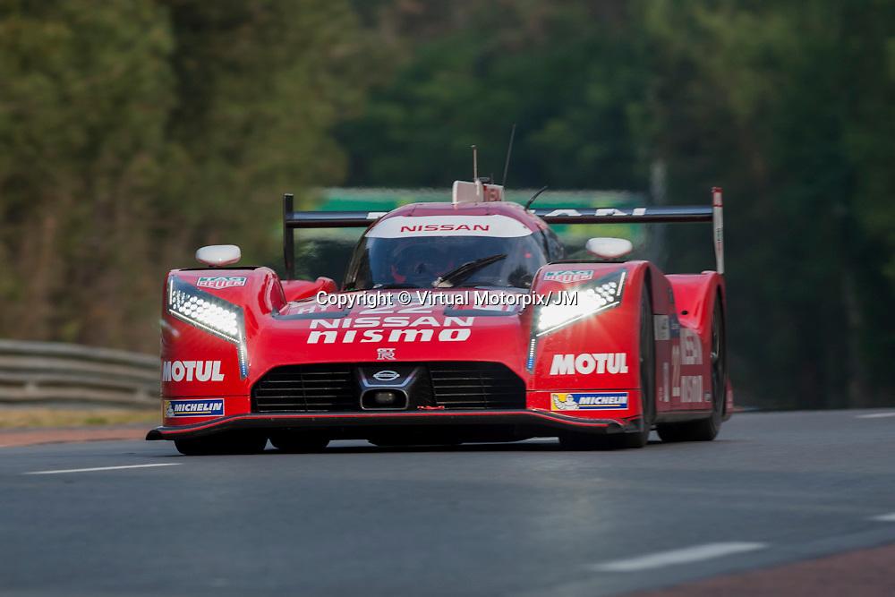 #22, Nissan GT-R LM Nismo, Nissan Motorsports, Alex Buncombe, Michael Krumm, Harry Tincknell, Le Mans 24H 2015