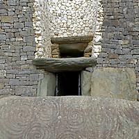 Europe; Ireland; Newgrange. Newgrange Passage Tomb, a UNESCO World Heritage Site.