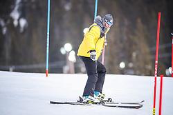 17.02.2019, Aare, SWE, FIS Weltmeisterschaften Ski Alpin, Slalom, Herren, im Bild Markus Waldner (FIS Chef Renndirektor Weltcup Ski Alpin Herren) // Markus Waldner Chief Race Director World Cup Ski Alpin Men of FIS during the men's Slalom of FIS Ski World Championships 2019. Aare, Sweden on 2019/02/17. EXPA Pictures © 2019, PhotoCredit: EXPA/ Johann Groder