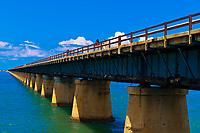 Seven Mile Bridge, Marathon Key, Florida Keys, Florida USA