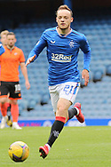 PORTRAIT: Brandon Barker (Rangers) during the Scottish Premiership match between Rangers and Dundee United at Ibrox, Glasgow, Scotland on 12 September 2020.